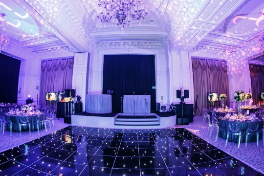 Venue hire and accommodation