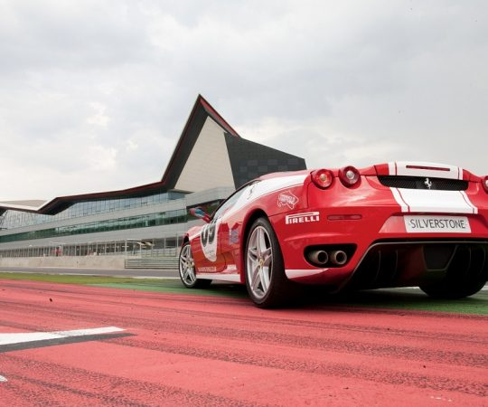 Get up to £1000 worth of gifts at Silverstone
